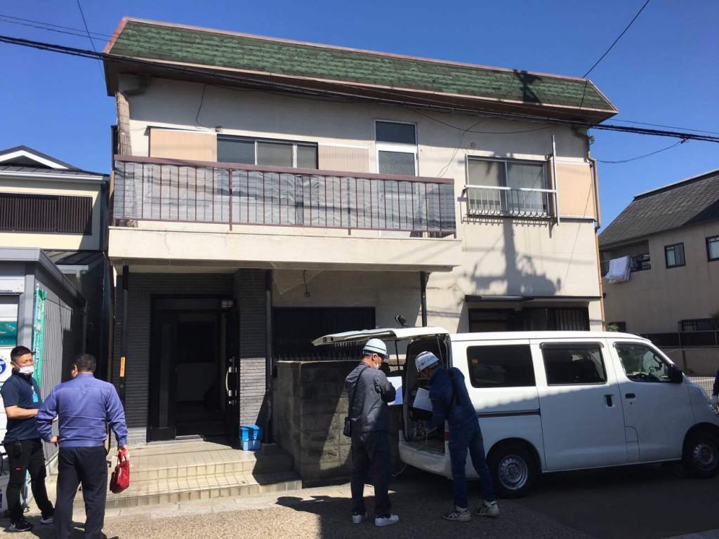 歴史街道沿いの家 (3)